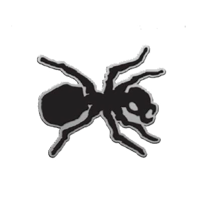 Ant Enamel Badge